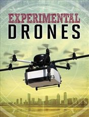 Experimental Drones (Edge Books: Drones) - Leavitt, Amie Jane