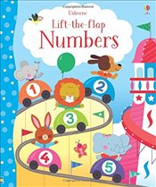 Lift-the-Flap Numbers - Brooks, Felicity