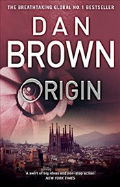 Origin: : Robert Langdon Book 5 - Brown, Dan