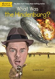 What Was the Hindenburg? - Pascal, Janet