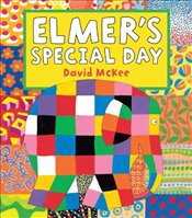 Elmers Special Day - McKee, David