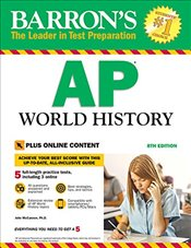 AP World History (Barrons AP World History) - McCannon, John