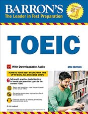 Barrons Toeic, 8th Edition: With Downloadable Audio - Lougheed, Lin