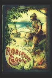 Robinson Crusoe (Illustrated) - Defoe, Daniel