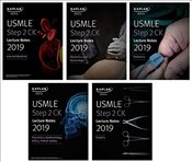 USMLE Step 2 Ck Lecture Notes 2019 : 5-Book Set -