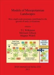 Models of Mesopotamian Landscapes (BAR International Series) - Wilkinson, T. J.