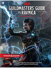 D&d Guildmasters Guide to Ravnica Hc - Team, Wizards Rpg