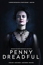 Penny Dreadful - The Ongoing Series Volume 3: The Light of All Lights - King, Chris