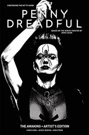 Penny Dreadful Voume 1: Oversized Art Edition - King, Chris