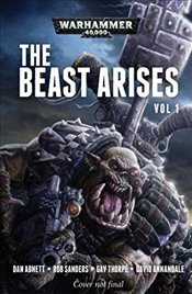 Beast Arises : Volume 1   - Abnett, Dan