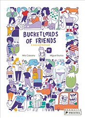 Bucketloads of Friends: A Look and Find Book (Look & Find) - Cassany, Mia