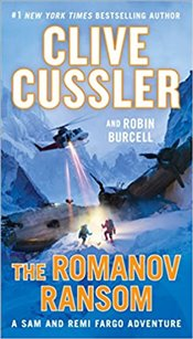 Romanov Ransom Exp - Cussler, Clive