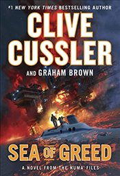 Sea of Greed - Cussler, Clive