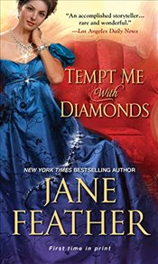 Tempt Me With Diamonds - Feather, Jane