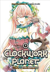 Clockwork Planet 9; - Kamiya, Yuu