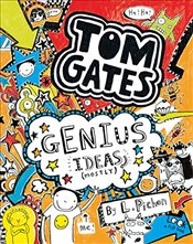 Tom Gates: Genius Ideas (Mostly) - Pichon, Liz
