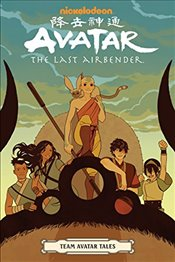 Avatar: The Last Airbender - Team Avatar Tales - Yang, Gene Luen