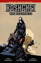 Koshchei the Deathless - Mignola, Mike