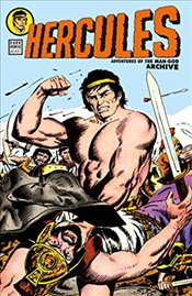 Hercules: Adventures of the Man-God Archive - Gill, Joe