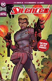 Silencer Vol. 1 Code Of Honor (New Age Of Heroes) - Abnett, Dan