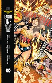 Wonder Woman Earth One Vol. 2 - Morrison, Grant