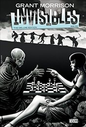 Invisibles Book Four - Morrison, Grant
