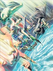 Justice League: The Worlds Greatest Superheroes by Alex Ross and Paul Dini - Dini, Paul