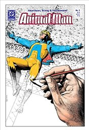 Animal Man by Grant Morrison Book One 30th Anniversary: Deluxe Edition - Morrison, Grant