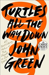 Turtles All the Way Down (Random House Large Print) - Green, John