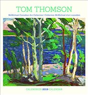 Tom Thomson 2019 Wall Calendar - Thomson, Tom