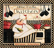 Home Is in the Kitchen 2019 Calendar - DiPaolo, Dan