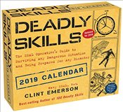 Deadly Skills 2019 Day-to-Day Calendar -