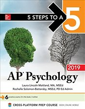 5 Steps to a 5 : AP Psychology 2019 Edition - Maitland, Laura Lincoln