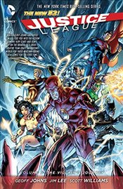 Justice League Volume 2 : The Villains Journey TP (The New 52) - Johns, Geoff
