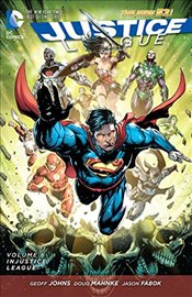 Justice League TP Vol 6 Injustice League - Johns, Geoff