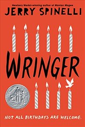 Wringer (Trophy Newbery) - Spinelli, Jerry