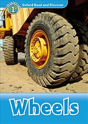 Oxford Read and Discover : Level 1 : Wheels Audio Pack - Sved, Rob