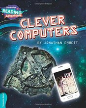 Clever Computers Turquoise Band (Cambridge Reading Adventures) - Emmett, Jonathan