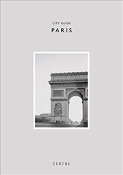 Cereal City Guide: Paris - Park, Rosa