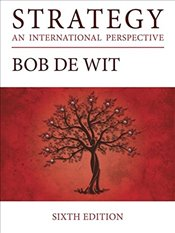 Strategy : An International Perspective - Wit, Bob de
