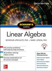 Schaums Outline of Linear Algebra 6e - Lipschutz, Seymour