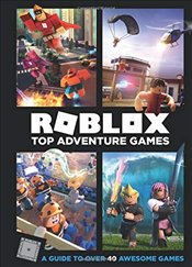 Roblox Top Adventure Games - UK, Egmont Publishing