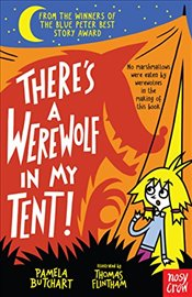 Theres a Werewolf In My Tent! (Baby Aliens) - Butchart, Pamela