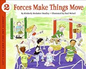 Forces Make Things Move (Lets Read And Find Out Science) - Bradley, Kimberly Brubaker