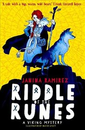 Riddle of the Runes (Viking Mystery 1) - Ramirez, Janina