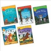 Julia Donaldson and Axel Scheffler Early Readers Pack x 5 - Donaldson, Julia