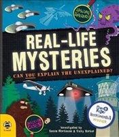 Real-Life Mysteries - Martineau, Susan