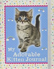 My Adorable Kitten Journal - Scholastic,