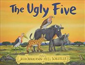 Ugly Five - Donaldson, Julia