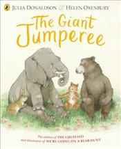 Giant Jumperee - Donaldson, Julia